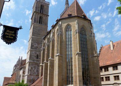 (c)Rothenburg Tourismus Service A. Böttger_ St. Jakobs Kirche