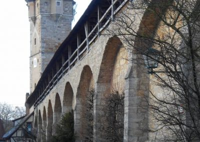 Stadtmauer am Klingentor