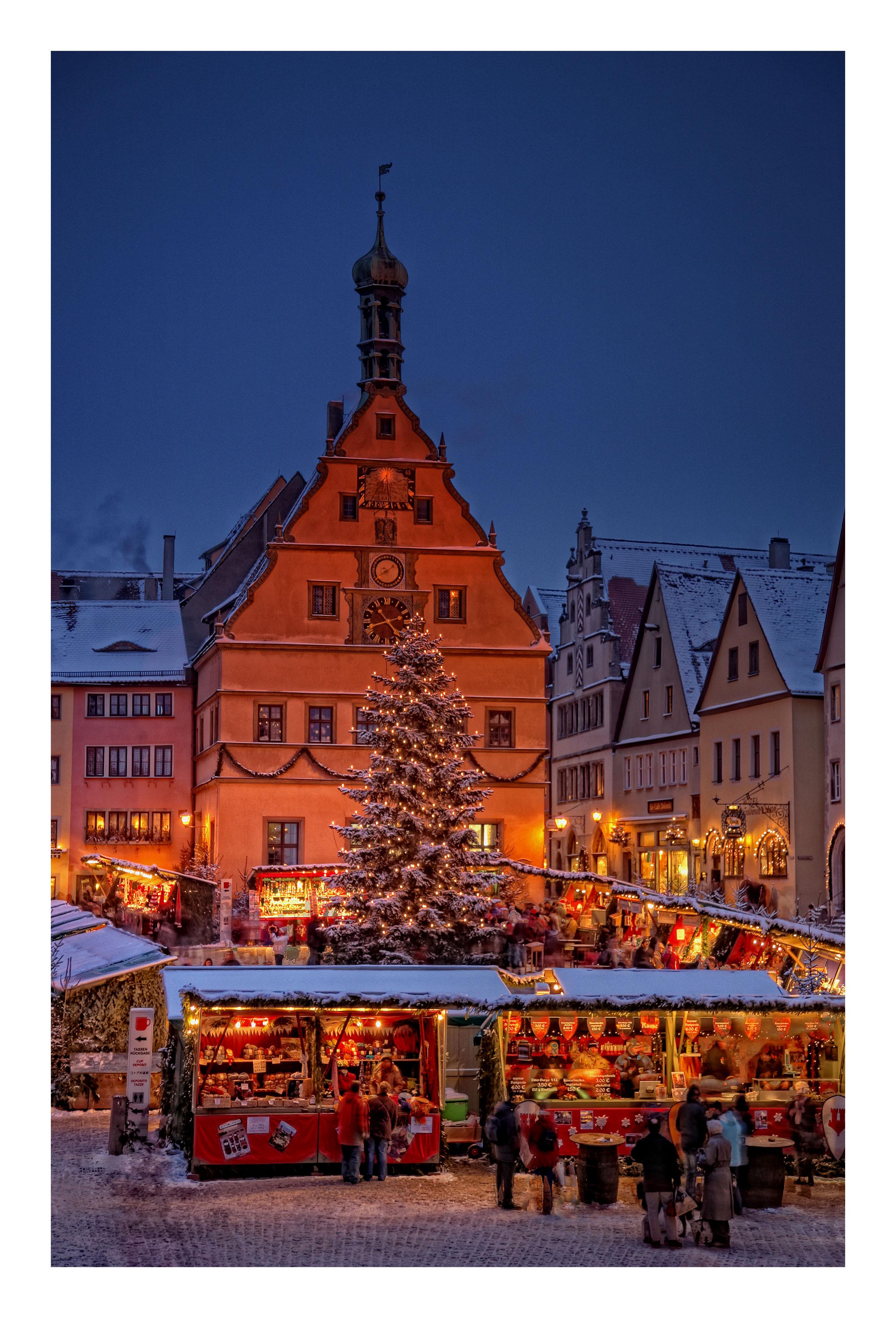 Schauen Sie sich um Fotos und Videos vom Hotel Merian in Rothenburg