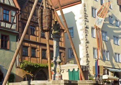 Historische Tage(c)Rothenburg Tourismus Service _ABöttger; Reichsstadttage, bearb  AB