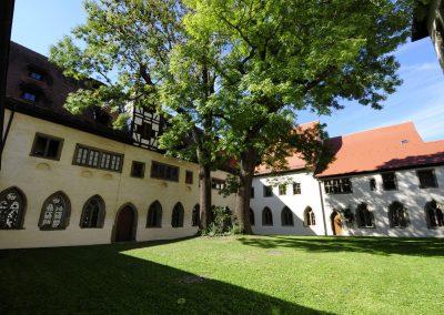 Kreuzhof im RothenburgMusum